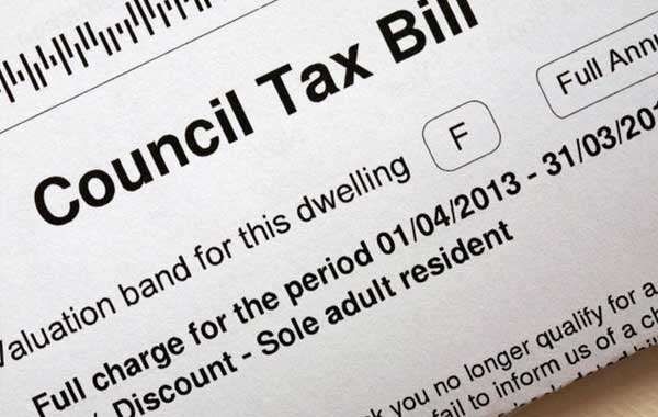 Do you have to pay council tax on a holiday park?